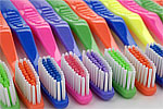 Colorburst Toothbrushes